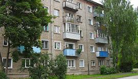 Кирпичка (5ти этажка)